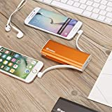 iPhone Battery Charger with Built-in Lightning