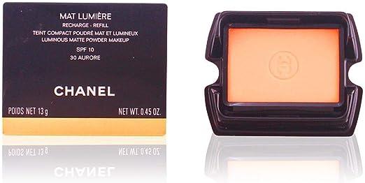 Chanel Mat Lumière Compact Refill 30-Aurore - 13 gr: Amazon.es: Belleza
