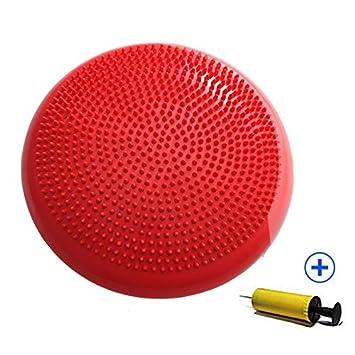 HEEGNPD Equilibrio Almohada Impermeable Yoga Mat Bloque ...