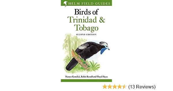 Amazon. Com: birds of trinidad and tobago: third edition.