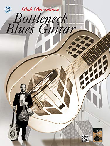 Acoustic Masters: Bob Brozman's Bottleneck Blues Guitar, Book & CD (Acoustic Masters Series) (Best Open Tuning For Slide Guitar)