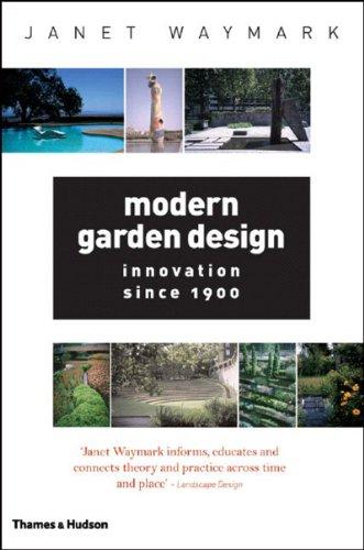 Cheap  Modern Garden Design: Innovation Since 1900