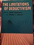 The Limitations of Deductivism, Adolf Grunbaum, 0520062329