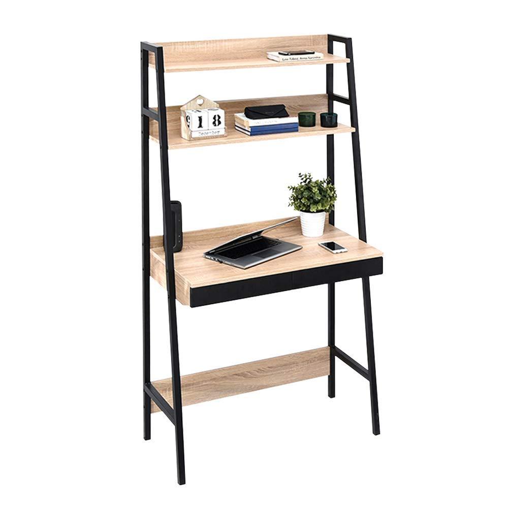 on sale a19ce 9f0cf SELSEY BERG - Industrial Ladder Desk/Modern Home Office Desk/Children Desk