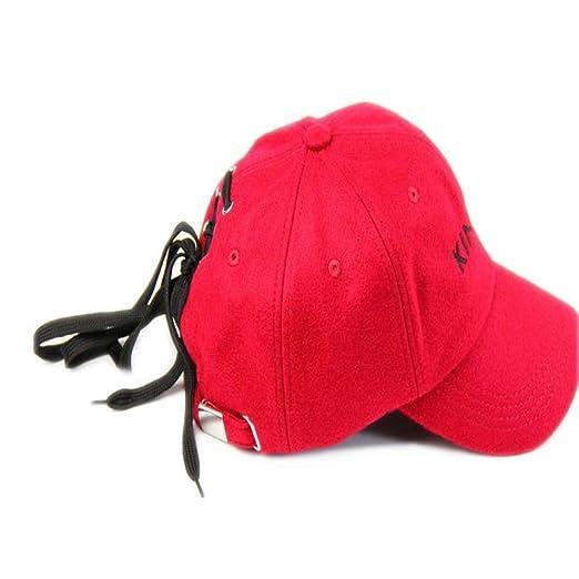 sdssup Sombrero Modelos Femeninos Gorra de béisbol Masculina Larga ...