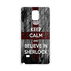 Generic Case Sherlock For Samsung Galaxy Note 4 N9100 887A2W8045 WANGJING JINDA