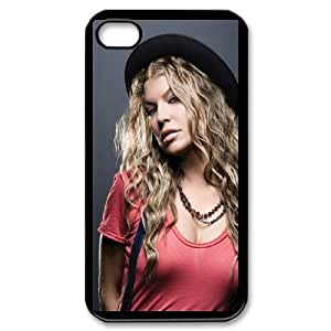 Generic Case Fergie For iPhone 4,4S 567D5R8700
