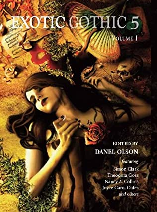 book cover of Exotic Gothic 5