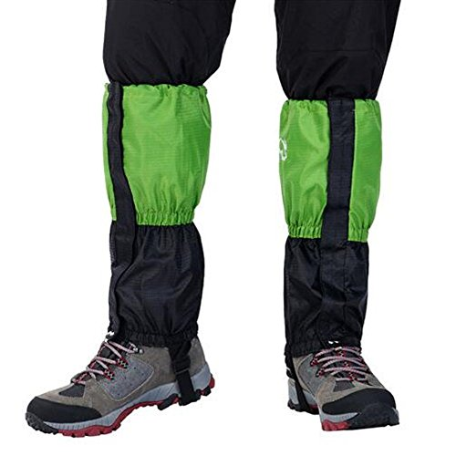 3CERA 1 Pair Wind Tour 45cm Waterproof Snow Leg Legging Boot Gaiters Trouser Cover