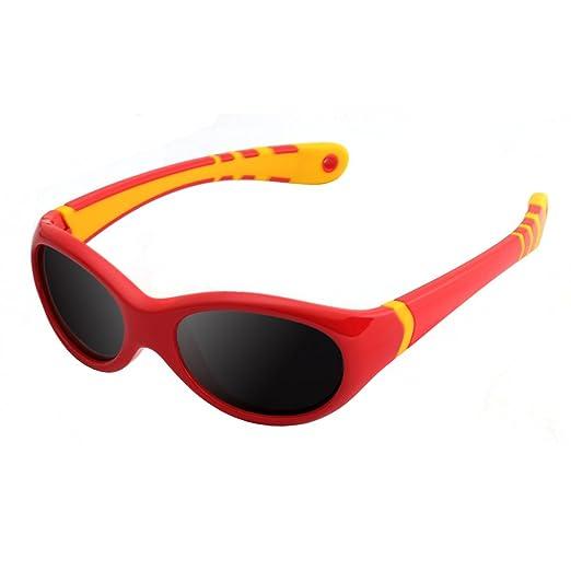 e43a2e06a475 Amazon.com  Little Kids Sunglasses Multicolored UV Protection HD Vision  Sport Comfort Eyeglasses  Clothing