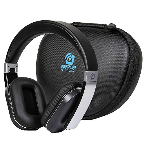 Computer Media Active Noise: Active Noise Cancelling Headphones Bluetooth Wireless ANC
