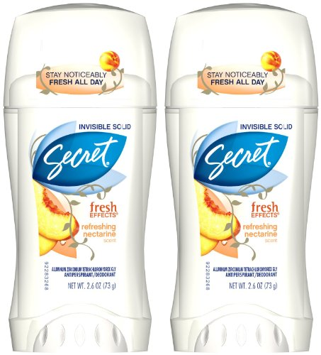 Secret W-BB-1659 Fresh Effects Orange Blossom Verbena by Secret for Women - 2.6 oz Deodorant Stick