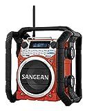 Sangean Europe BV Utility Radio-U4 DBT - DAB