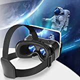 VR Headset with Remote Controller, 3D Glasses