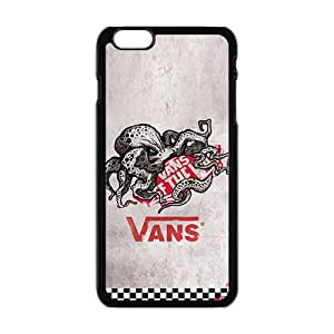 "Happy Vans ""off the wall"" fashion cell phone case for iPhone 6 plus"