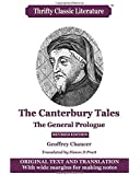 The Canterbury Tales: The General Prologue: Original Text & Translation: Volume 45 (Thrifty Classic Literature)