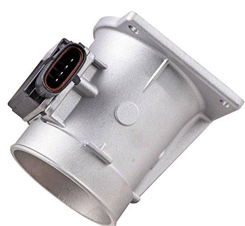 Aluminum Housing Mass Air Flow Sensor MAF fit for Ford 1992-1994 Crown Victoria V8 4.6L, Ford 94-95 Mustang V6 3.8L/V8 5.0L, 1991-1994 Lincoln Town Car V8 4.6L, 1992-1994 Mercury Grand Marquis V8 4.6L ()