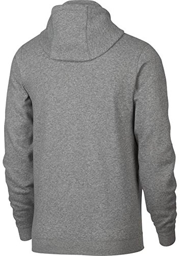À Heather shirt Homme Dk Sweat Nike Sportswear Grey 928703 063 Capuche 4wBUxWg1Oq