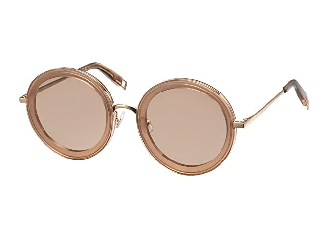 b04afe6b22 Image Unavailable. Image not available for. Colour  Gentle Monster  Sunglasses THE WHIP BC3 GOLD Flatba Genuine