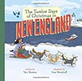 img - for The Twelve Days of Christmas in New England (The Twelve Days of Christmas in America) book / textbook / text book