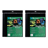 Itoya A2 Size Art Profolio Polyglass Pages (18'' x 24'') 2 Pack