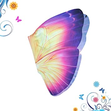 8b0ecb787 Amazon.com: Kids Dreamy Butterfly Wings Costume for Girls Fancy Dress up  Pretend Play Party Favor by dissylove: Baby
