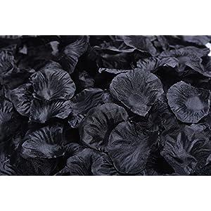 Mangadua 1000Pcs Silk Prose Petal Wedding Flower Assorted Colors 67