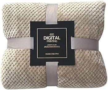 Amoustore Fleece Luxury Throw 39.3 x 59.0