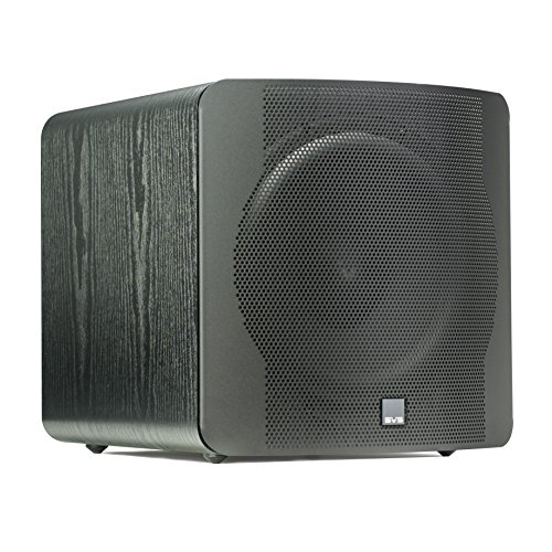 SVS SB-2000 Subwoofer (Black Ash) - 12-inch Driver, 500-Watts RMS, Sealed Cabinet