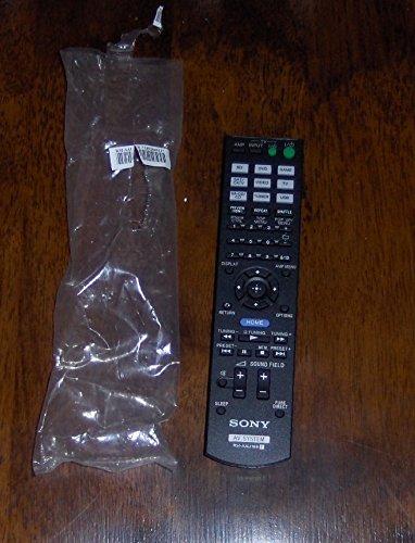 SONY OEM Original Part: 1-492-049-11 A/V Receiver Remote Control RM-AAU168