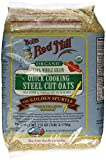 Bob's Red Mill Shgfd Quick Cooking 100% Whole Grain Oats, 112 Ounce - 2 Pack