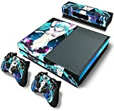 ModFreakz™ Console/Controller Vinyl Skin Set – Blue Haired Girl for Xbox One Original Review