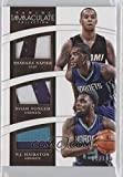 Basketball NBA 2014-15 Immaculate Trios Prime #59 Noah Vonleh/P.J. Hairston/Shabazz Napier 9/10