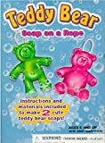 Teddy Bear Soap on a Rope