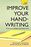 img - for Improve Your Handwriting (Teach Yourself) by Rosemary Sassoon (2010-06-25) book / textbook / text book