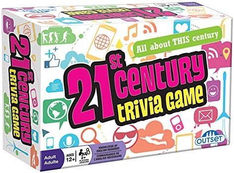Outset Media 21st Century Trivia Juego – Un Juego sobre la ...