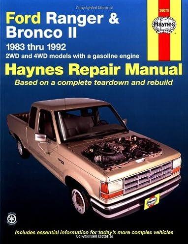 51 YNi%2BeHDL._SX382_BO1204203200_ haynes automotive repair manual ford ranger & bronco ii, 1983  at n-0.co