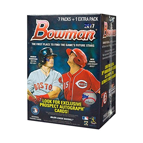 Bowman Baseball Cards - 1