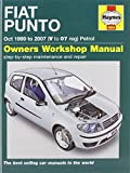 Fiat Punto petrol (Oct 99 - 07) Haynes Repair Manual (Haynes Service and Repair Manuals) by Anon (2013-09-16)