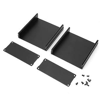 Caja de instrumentos de placa de circuito impreso de aluminio ...