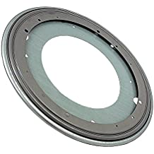 """Lazy Susan 12"""" inch 1000-Lb load capacity Hardware 5/16 Thick Turntable Bearings"""