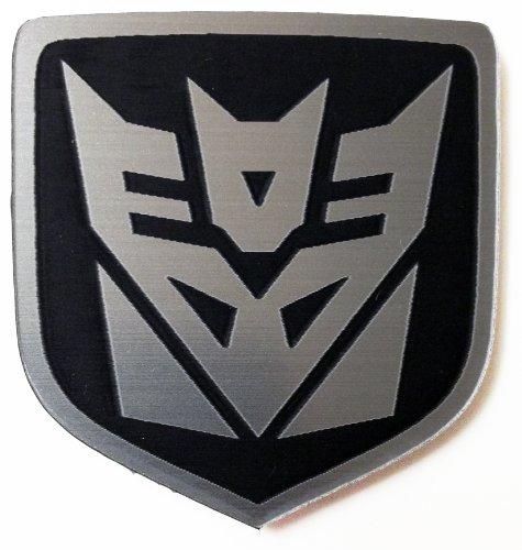 black decepticon car emblem - 7
