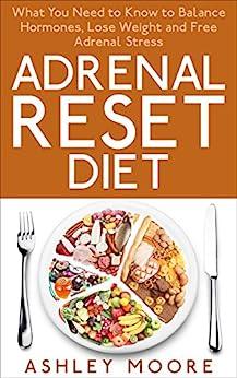 Adrenal Reset Diet Hormones Cookbook ebook product image