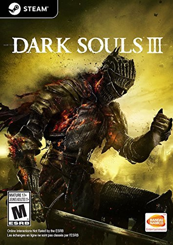 Dark Souls III [Online Game Code] by Bandai