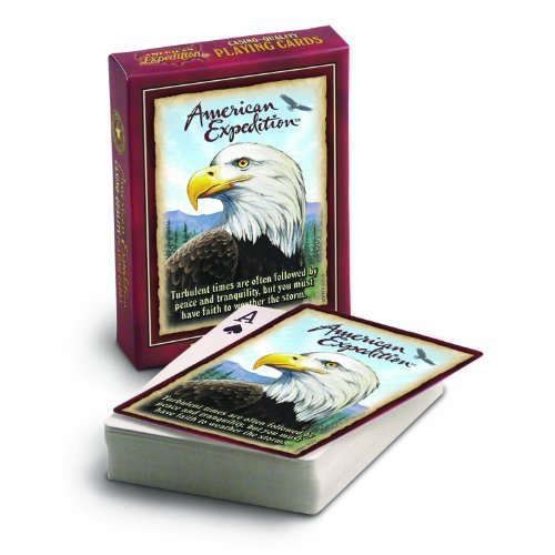 Eagle Playing Cards<br>American Expedition