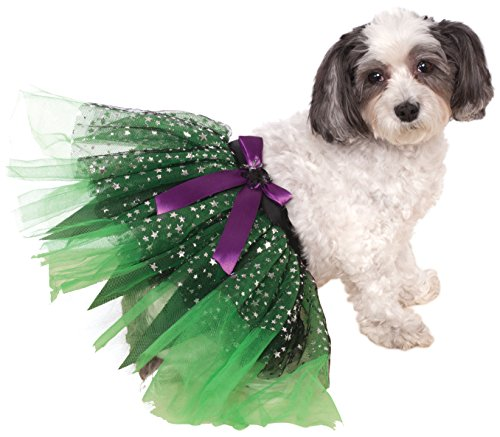 [Rubie's Witch Tutu with Stars Pet Costume, Medium/Large] (Weimaraners In Costumes)