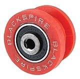 Blackspire Single ring roller kit with hardware - red
