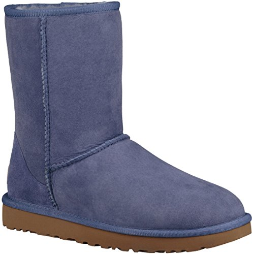 UGG Women's Classic Short II Fashion Boot, Lavender Violet, 8 M US by UGG