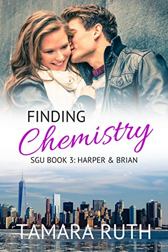 Finding Chemistry: Harper & Brian (Smith & Guy University Book 3) by [Ruth, Tamara]