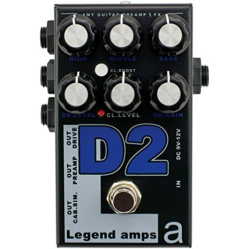 AMT Electronics Legend Amp Series II D2 by AMT Electronics
